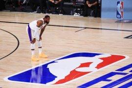 LeBron James sepakat teken kontrak dua tahun di Lakers