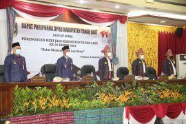Pertumbuhan ekonomi Kabupaten Tanah Laut triwulan III 3,5 persen