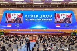 Indonesia himpun transaksi perdagangan senilai Rp215,9 miliar dari China-ASEAN Expo