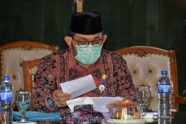 Pemprov Jambi anggarkan Rp20 miliar untuk vaksin COVID-19