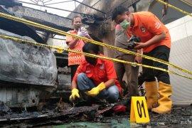 Rumah pejabat Dinkes Tulungagung diduga dibakar, penghuni sempat beberapa kali diteror