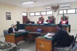 Kurir 300 kg sabu-sabu jalani sidang perdana di PN Banjarmasin