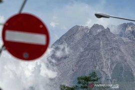 Aktivitas seismik Gunung Merapi masih tinggi
