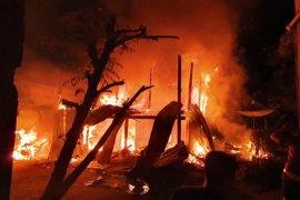 Tiga orang meninggal akibat kebakaran di Polewali Mandar Sulbar