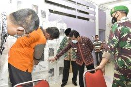 Pjs gubernur cek logistik pemilu di Tanjungjabung Barat