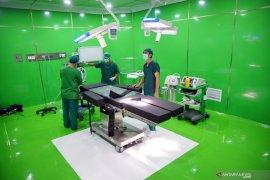 Ruang operasi  COVID-19 RSUD Tulungagung