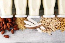Beberapa jenis susu nabati dan sederet manfaatnya