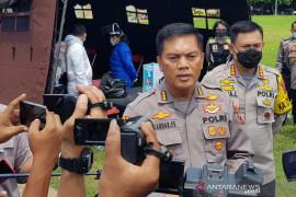 """Polda Jawa Tengah bantah viral \""""pesta\"""" perkenalan Kapolres Rembang"""