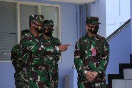 Panglima Koopsau II kunjungi Lanud Sam Ratulangi