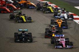 Tanpa Lewis Hamilton, GP Sakhir tawarkan tantangan baru bagi para rival
