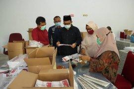 Distribusi logistik pilkada di Jambi mulai dari daerah sulit dijangkau