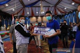 Dispora Manado berikan penghargaan bagi insan olah raga