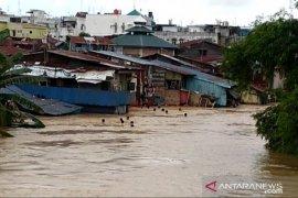Ribuan rumah di Kota Medan  terendam banjir
