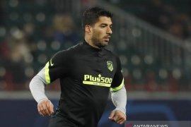 Pulih COVID-19, Luis Suarez akan berlatih lagi dengan Atletico