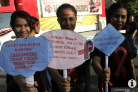 563 warga Kepri positif HIV/AIDS