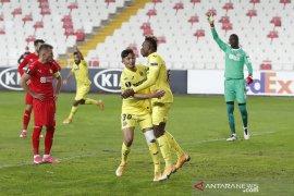 Liga Europa: Villarreal kunci tiket babak gugur seusai menang di Sivasspor