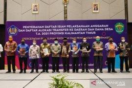 Kanwil DJPb Kaltim apresiasi daerah atas kinerja pengelolaan keuangan