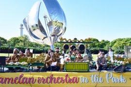 Gamelan Indonesia membahana di Plaza PBB Buenos Aires Argentina