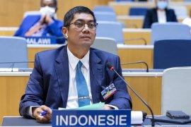 Indonesia dukung para kandidat terpilih duduki jabatan WIPO