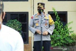 Kapolresta Banjarmasin ingatkan warga ke TPS wajib terapkan protokol kesehatan