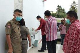 Apresiasi penanganan COVID-19 di Mitra, Pjs Gubernur Sulut ingatkan 3T dan 3M