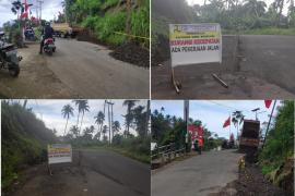 Proyek pelebaran jalan Manado-Rumengkor-Tondano