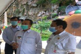 Pjb Bupati Kotabaru apresiasi pengelola wisata Goa Lowo