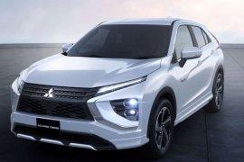 Mitsubishi lncurkan Eclipse Cross PHEV dan bensin yang didesain ulang