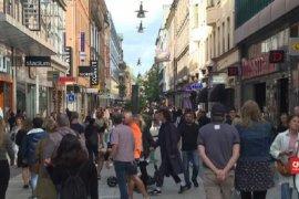"Polisi Swedia selidiki kemungkinan adanya \""motif teror\"" dalam serangan pisau"