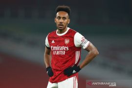 Aubameyang inginkan Derbi London Utara jadi titik balik performa Arsenal