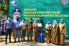 Desa binaan PAMA ADRO raih predikat Kampung Iklim Nasional