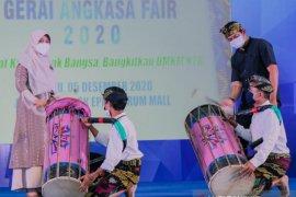 """Angkasa Pura menggelar \""""Gerai Angkasa Fair 2020\"""" bangkitkan UMKM NTB"""