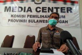 KPU Sulteng: Kasus OTT  tidak pengaruhi proses Pilkada Banggai Laut