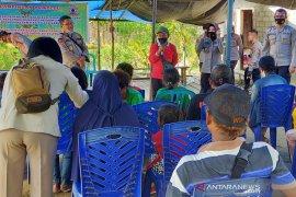 Pemdes apresiasi trauma healing Polri kepada korban di Sigi
