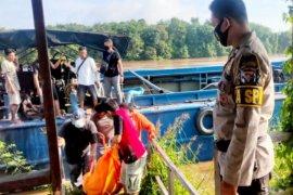 Kapten kapal ditemukan tewas mengapung di Sungai Kahayan Palangka Raya