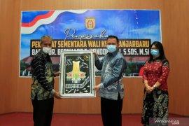 Bernhard terkesan selama memimpin Pemkot Banjarbaru
