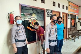 Polsek Jelutung Jambi tangkap oknum polisi pembobol mesin ATM