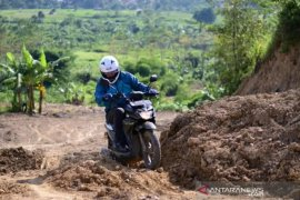 Test ride - Suzuki Nex Crossover opsi baru skutik bertualang off-road