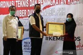 Mensos RI tingkatkan kesejahteraan masyarakat melalui program PKH