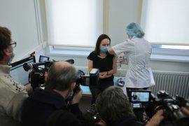 Moskow salurkan Sputnik V ke 70 klinik