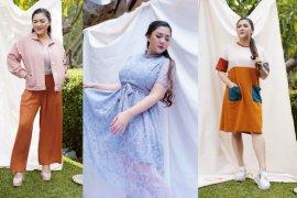 Dukung ASI eksklusif, artis Vicky Shu kolaborasi dengan brand fesyen