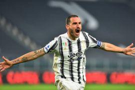 """Juventus bangkit dari ketinggalan untuk menang 2-1\""""Derby della Mole\"""""""