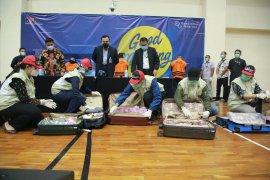 KPK menduga Mensos Juliari Batubara terima suap Rp17 miliar