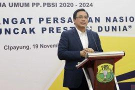 PBSI umumkan susunan kepengurusan baru pada 23 Desember