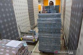 BI sebut cadangan devisa Indonesia pada akhir April 2021 sebesar 138,8 miliar dolar AS