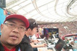 Jurnalis ANTARA jadi voter pemain terbaik FIFA 2020