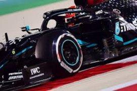 Mercedes didenda sebesar 20.000 euro karena pasang ban yang salah pada mobil George Russell