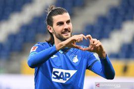 Dwigol Grillitsch bantu Hoffenheim akhiri puasa kemenangan