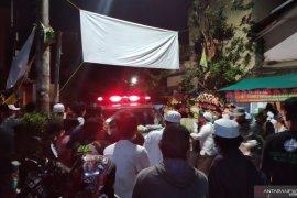 Enam jenazah laskar FPI tiba di Petamburan