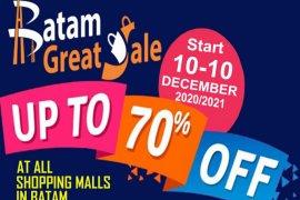 Pemkot Batam gelar Great Sale 2020 mulai Kamis hingga 10 Januari 2021